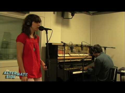 The Fiery Furnaces - &quot;Lost At Sea&quot; (Live at WFUV/The Alternate Side)