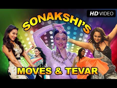 Sonakshi's Moves & Her Tevar