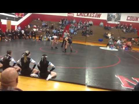 Waterloo East High School Wrestling (Chase Pryor)