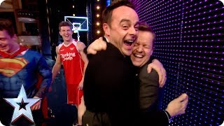 ANT & DEC'S BEST MOMENTS | Britain's Got Talent