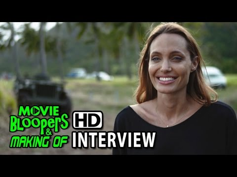 Unbroken (2014) Behind the Scenes Movie Interview - Angelina Jolie (Director & Producer)