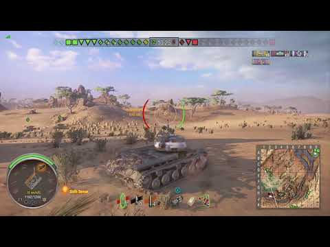 World of Tanks Xbox one IS-2 4 Kills