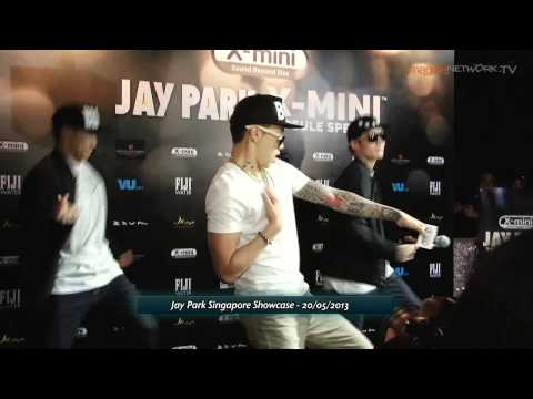 Girlfriend - Jay Park ('Live' In Singapore)