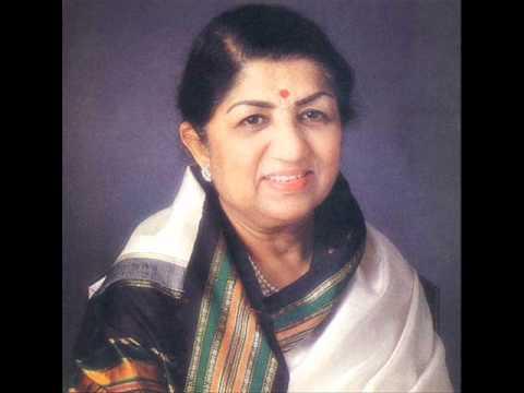 Lata Mangeshkar Sur Yeti Virun Jati Marathi Song
