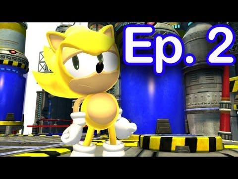 Super Sonic Generations - Ep.2 - Chemical Plant
