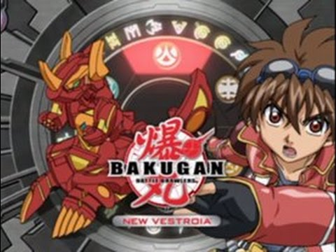 Bakugan Battle Brawlers  Wikipedia