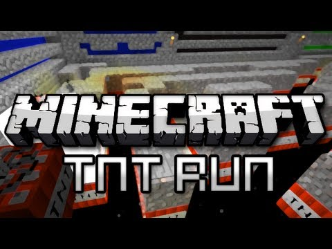 Minecraft: TNT Run w/ Friends (Mini Game)