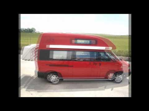 VW T4 CALIFORNIA  EXCLUSIVE  2.5 T.D.I.  FURGONETA  CAMPER  CON BAÑO  www.pucelafurgo.com.wmv