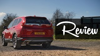 2019 Honda CR-V Review - the best selling SUV?   Music Motors