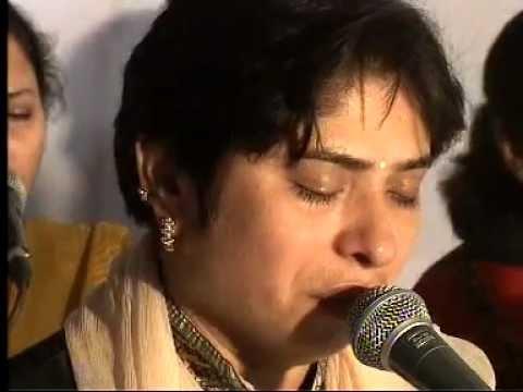 Krishan Bhajan Alka Goel Ji ( Shyam Tumhen Main Khat Likhti.....) video