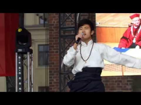 Festiwal Nauki 2015 KPSC Śpiew Tybetański