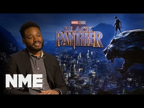 'Black Panther' Director Ryan Coogler On Kendrick Lamar And Taking Inspiration From 'Blade'