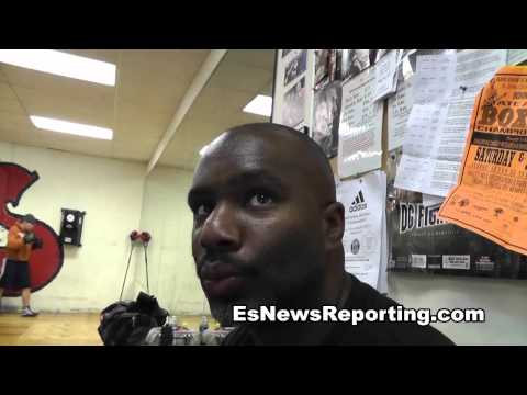 Pacquiao vs Rios trainers break it down - EsNews Boxing