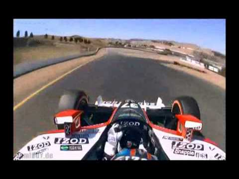 IICS 2010 Infineon, Ryan Hunter-Reay on board (race)