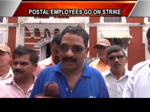 The All India Postal Employees Union and the National Union of Postal Emplo