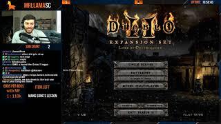 Diablo 2 - Holy Grail Sorc (04/21/2019)