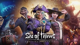 WE ARE PIRATE LEGENDS    SEA OF THIEVES    LIVE STREAM