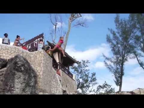 best cliff Jumping fails compilation Part 1