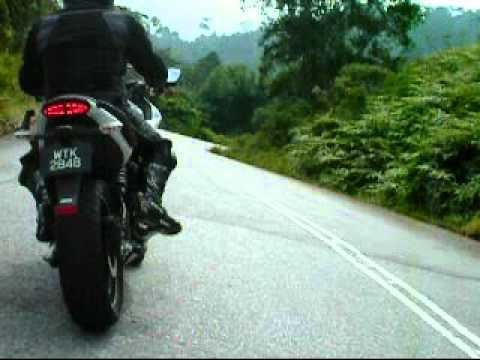 CB400 - Klawang Ride 4