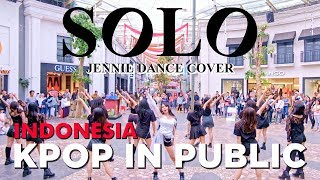 [KPOP IN PUBLIC CHALLENGE] JENNIE _ 'SOLO' Dance Cover by XP-TEAM from Indonesia