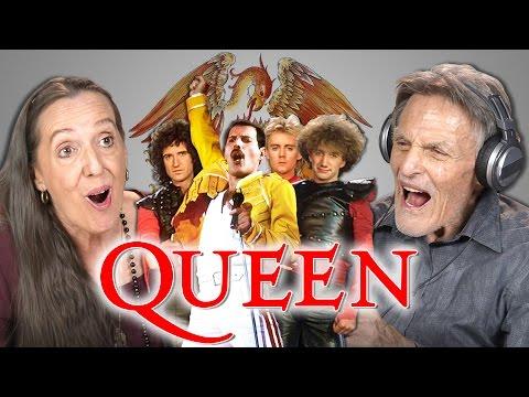 Elders React To Queen