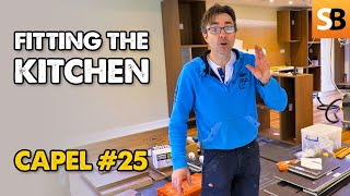 Kitchen Fitting Trade Tips with Robin - Capel #25