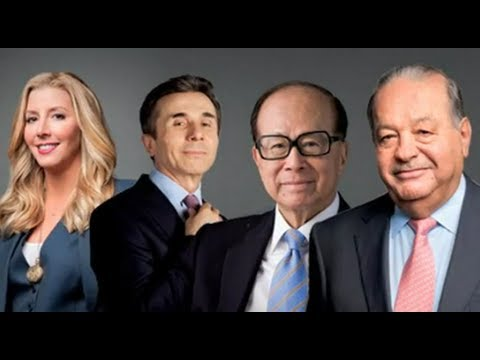 Forbes Billionaires 2012: Who's In, Who's Out