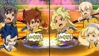 [Full HD 1080P] Inazuma Eleven GO Strikers 2013 - Show Time 2018 Tenma Team