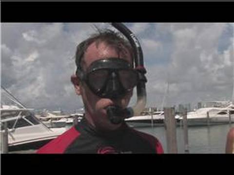 Scuba Diving &amp  Snorkeling   How To Use A Snorkel