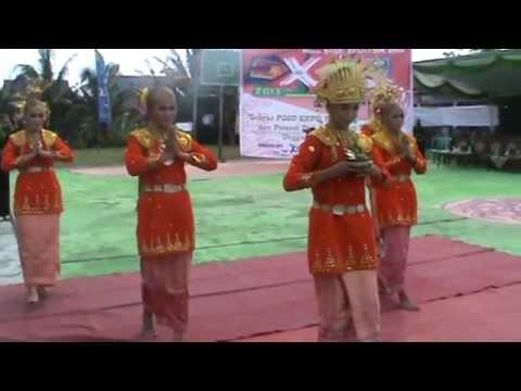 Tari Persembahan Kota Bengkulu - Expo 2013 Pgsd Fkip Unib video