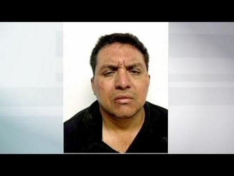 Capturado en México el líder del cártel de Los Zetas