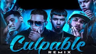Video Culpable (Remix) Anuel AA