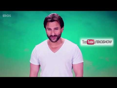 Saif Ali Khan's Message For All Music Lovers! Happy Ending | Saif Ali Khan & Ileana D'Cruz