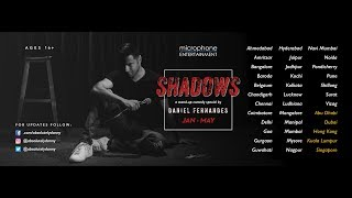 Shadows - A Stand-Up Comedy Special by Daniel Fernandes