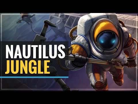 Nautilus Jungle Full Game League of Legends