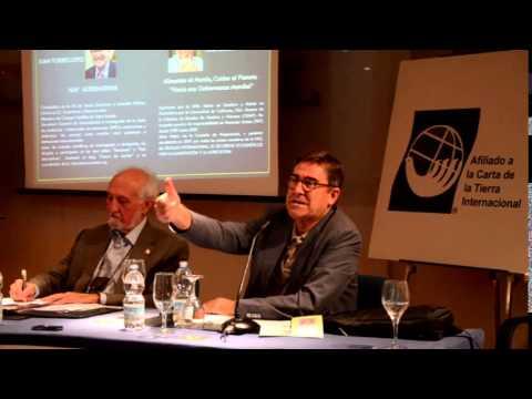 """Intervención que tuvo lugar en el """"Impulso para un Mundo Mejor"""" que la FUNDACI�N VALORES celebró el 18 de octubre de 2014 en el Salón de Actos de la Fundación �Caja Rural del Sur�..."""