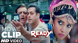 Airport scene from Ready