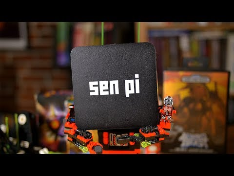 Sen Pi: Our Retro DIY Console Is Here | Play SNES, N64, PS1, GBA, Neo Geo, Arcade, Atari, Etc.