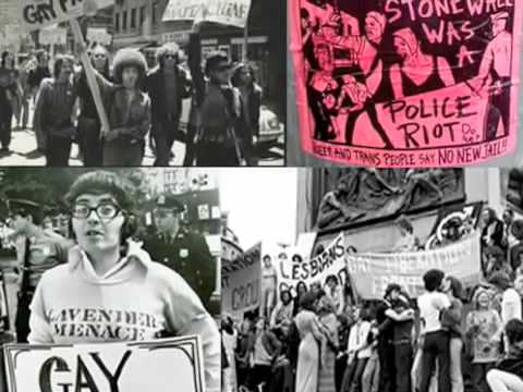 from Alonzo gay liberation front founded