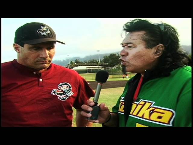 Branscombe Richmond interviews Jose Canseco on  anabolic steroids in Baseball