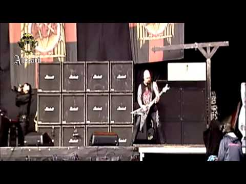 Slayer Show No Mercy Rock am Ring 2005