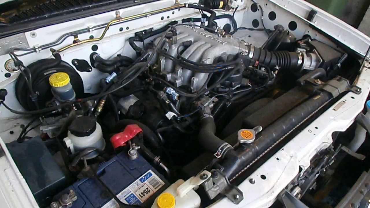 NISSAN NAVARA 2003 3.0 V6, VG30, D22, 2WD NOW DISMANTLING ...