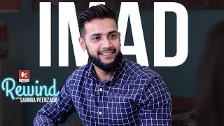 Imad Wasim on Rewind with Samina Peerzada | Karachi Kings Captain | PSL | Ep 12