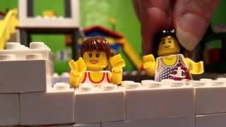 LASTENOHJELMIA SUOMEKSI - Lego City - Uima-allas