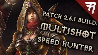 Diablo 3 Season 16 Demon Hunter Unhallowed Essence Speed build guide (and bounties) (Patch 2.6.4)