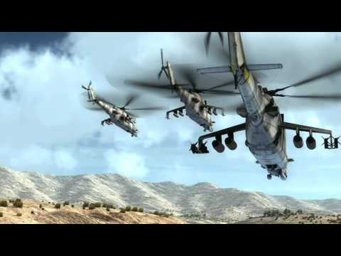 Air Missions: HIND - Early Access Lauch Trailer