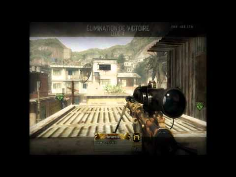 CoD6 Sniper Killcam