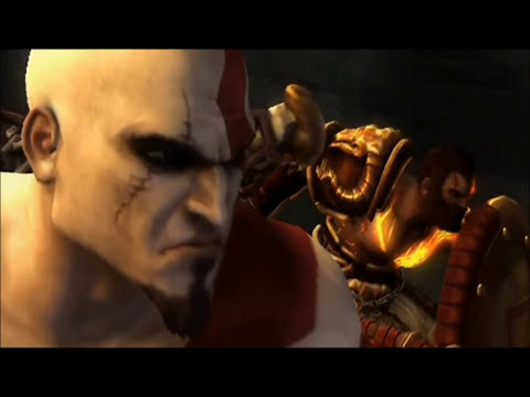 God of War 4 (IV) Trailer