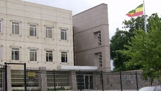 Ethiopians in Washington D.C. Controlled Ethiopian Embassy for Short Period of Time