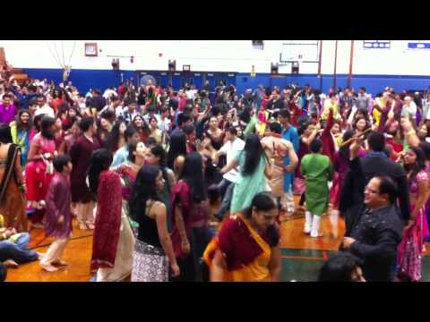 Gujrati Dandiya video